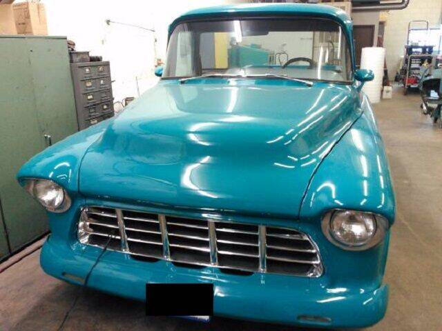 1956 Chevrolet Apache for sale in Hobart, IN