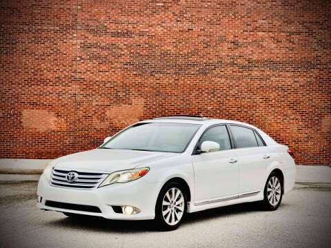 2011 Toyota Avalon for sale at ARCH AUTO SALES in St. Louis MO