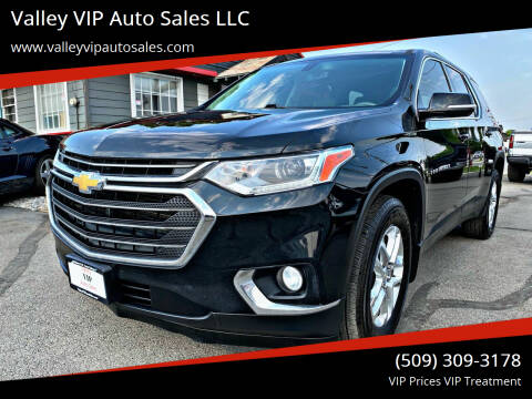 2018 Chevrolet Traverse for sale at Valley VIP Auto Sales LLC in Spokane Valley WA