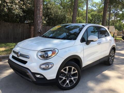 2016 FIAT 500X for sale at Laguna Niguel in Rosenberg TX