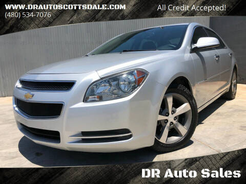 2012 Chevrolet Malibu for sale at DR Auto Sales in Scottsdale AZ