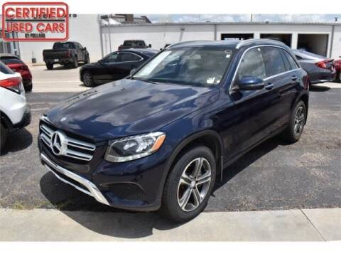 2016 Mercedes-Benz GLC for sale at South Plains Autoplex by RANDY BUCHANAN in Lubbock TX