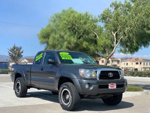 2011 Toyota Tacoma for sale at Esquivel Auto Depot in Rialto CA