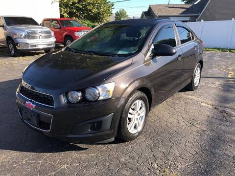 2014 Chevrolet Sonic for sale at CItywide Auto Credit in Oregon OH