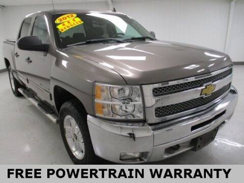 2012 Chevrolet Silverado 1500 for sale at Sports & Luxury Auto in Blue Springs MO