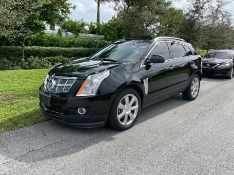 2016 Cadillac SRX for sale at D & P OF MIAMI CORP in Miami FL