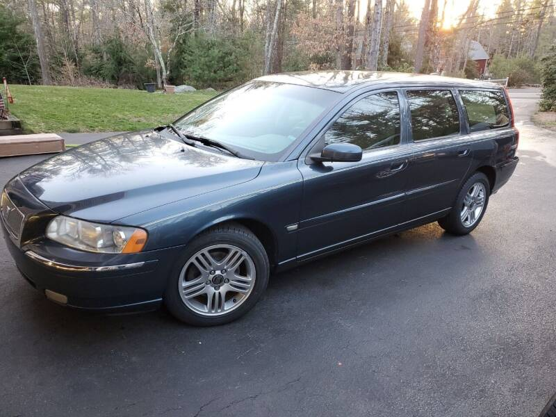 2006 Volvo V70 for sale at MY USED VOLVO in Lakeville MA
