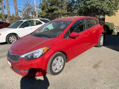 2016 Kia Forte for sale at Contra Costa Auto Sales in Oakley CA