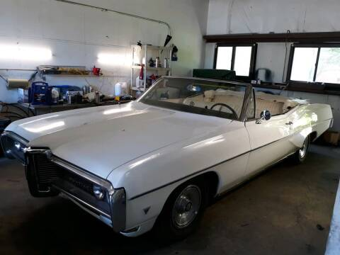 1968 Pontiac Parisienne for sale at CARuso Classic Cars in Tampa FL