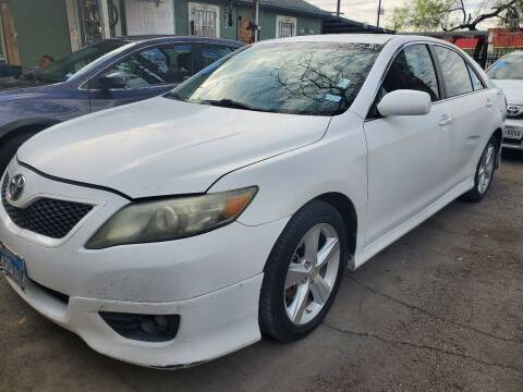 2011 Toyota Camry for sale at C.J. AUTO SALES llc. in San Antonio TX