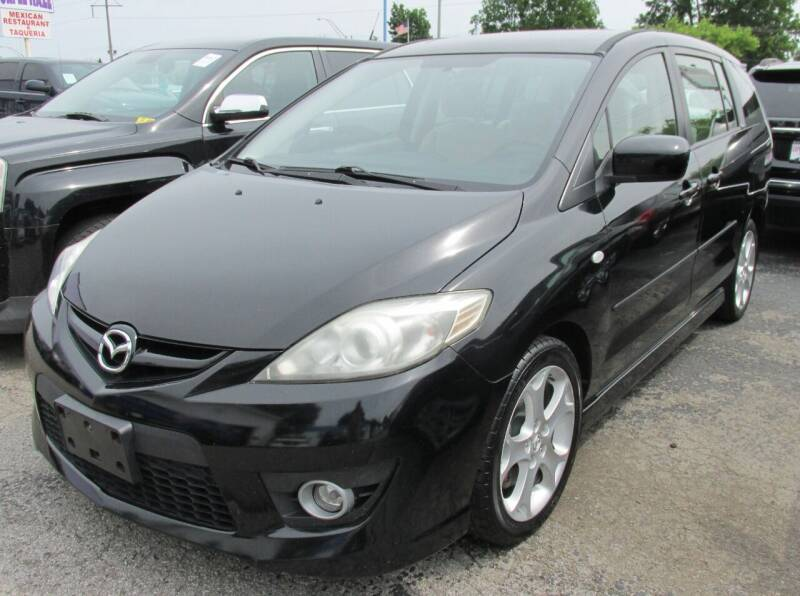 2009 Mazda MAZDA5 for sale at Express Auto Sales in Lexington KY