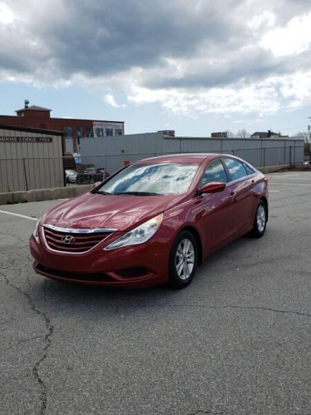 2011 Hyundai Sonata for sale at iDrive in New Bedford MA