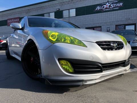 2012 Hyundai Genesis Coupe for sale at All-Star Auto Brokers in Layton UT