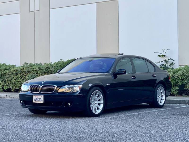 2006 BMW 7 Series for sale at Carfornia in San Jose CA