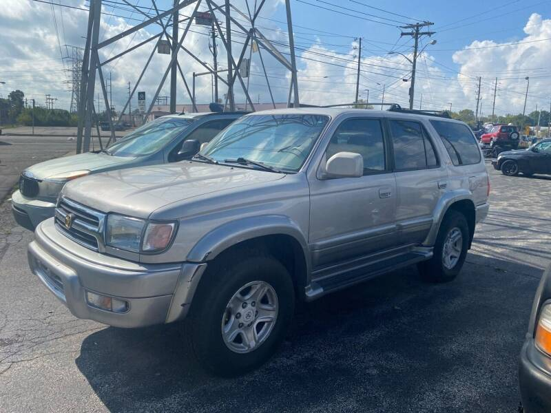 2000 Toyota 4Runner for sale at Augusta Motors Inc in Indianapolis IN
