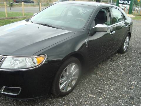 2010 Lincoln MKZ for sale at Branch Avenue Auto Auction in Clinton MD