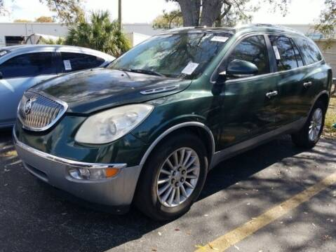 2012 Buick Enclave for sale at JacksonvilleMotorMall.com in Jacksonville FL