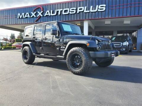 2007 Jeep Wrangler Unlimited for sale at Maxx Autos Plus in Puyallup WA