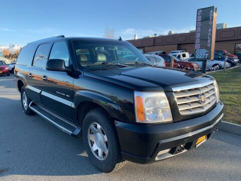 2006 Cadillac Escalade ESV for sale at Freedom Auto Sales in Anchorage AK