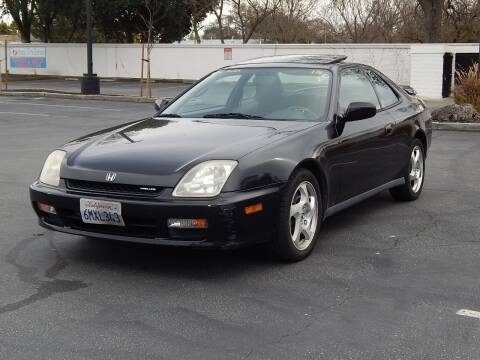 2000 Honda Prelude for sale at Gilroy Motorsports in Gilroy CA