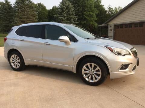 2017 Buick Envision for sale at Kuhn Enterprises, Inc. in Fort Atkinson IA