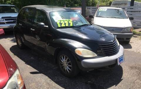 2002 Chrysler PT Cruiser for sale at Klein on Vine in Cincinnati OH