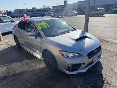 2015 Subaru WRX for sale at JBA Auto Sales Inc in Stone Park IL