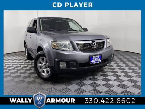 2008 Mazda Tribute for sale at Wally Armour Chrysler Dodge Jeep Ram in Alliance OH