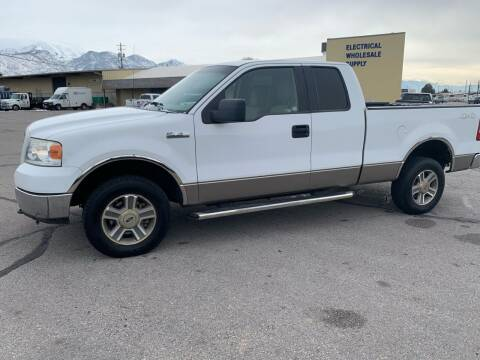 2005 Ford F-150 for sale at Street Dreams LLC in Orem UT