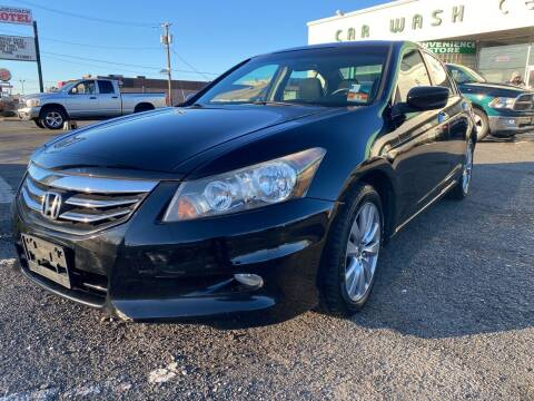 2011 Honda Accord for sale at MFT Auction in Lodi NJ