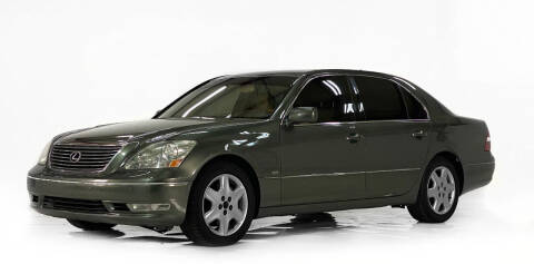 2004 Lexus LS 430 for sale at Houston Auto Credit in Houston TX