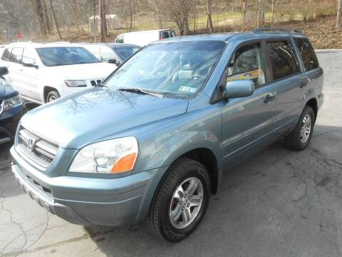 2005 Honda Pilot for sale at AUTOS-R-US in Penn Hills PA