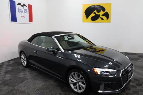 2021 Audi A5 for sale at Carousel Auto Group in Iowa City IA