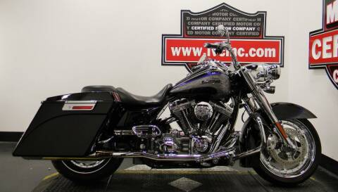 2008 Harley-Davidson ROAD KING SCREAMIN EAGLE for sale at Certified Motor Company in Las Vegas NV