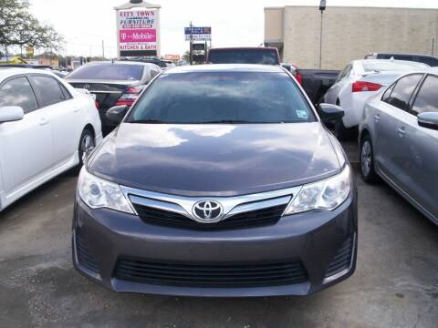 2014 Toyota Camry for sale at Louisiana Imports in Baton Rouge LA