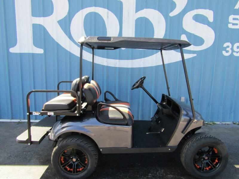 2017 E-Z-GO TXT for sale at Rob's Auto Sales - Robs Auto Sales in Skiatook OK