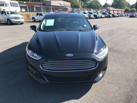 2014 Ford Fusion for sale at Beckham's Used Cars in Milledgeville GA