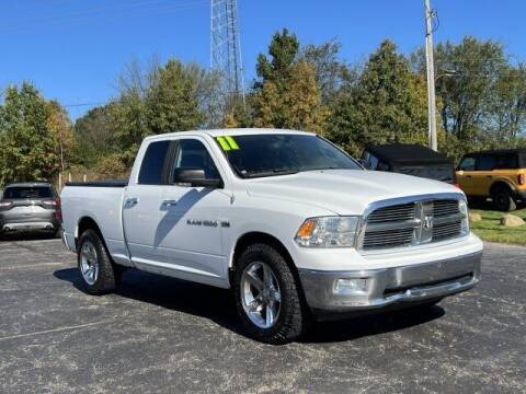 2011 RAM Ram Pickup 1500 for sale at Szott Ford in Holly MI