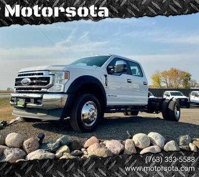 2020 Ford F-450 Super Duty for sale at Motorsota in Becker MN