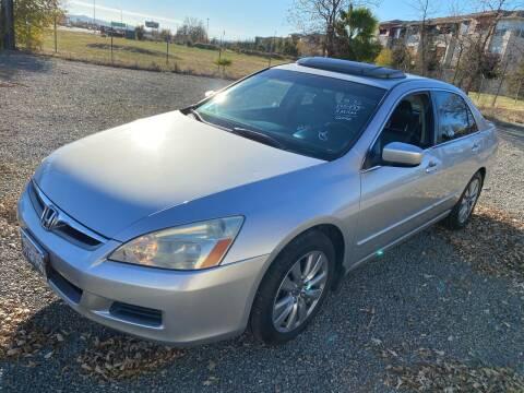 2006 Honda Accord for sale at Quintero's Auto Sales in Vacaville CA