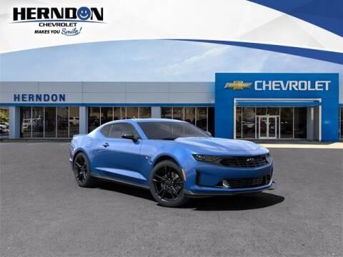 2021 Chevrolet Camaro for sale at Herndon Chevrolet in Lexington SC