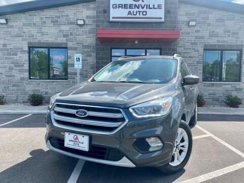 2017 Ford Escape for sale at GREENVILLE AUTO in Greenville WI