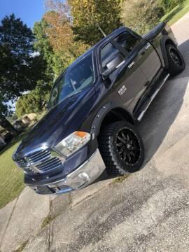 2018 RAM Ram Pickup 1500 for sale at WHEEL UNIK AUTOMOTIVE & ACCESSORIES INC in Orlando FL