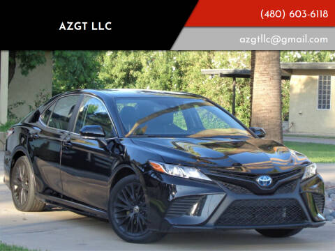 2020 Toyota Camry Hybrid for sale at AZGT LLC in Mesa AZ