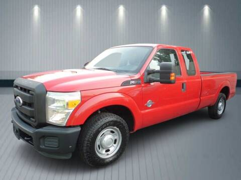 2011 Ford F-250 Super Duty for sale at Klean Carz in Seattle WA