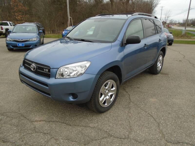 2007 Toyota RAV4 for sale at Michigan Auto Sales in Kalamazoo MI