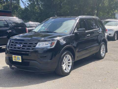 2016 Ford Explorer for sale at JTL Auto Inc in Selden NY