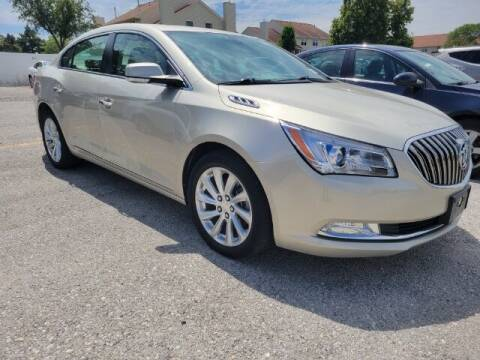 2016 Buick LaCrosse for sale at Rizza Buick GMC Cadillac in Tinley Park IL