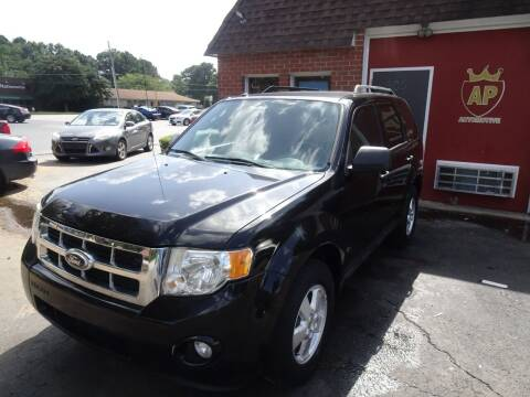2010 Ford Escape for sale at AP Automotive in Cary NC