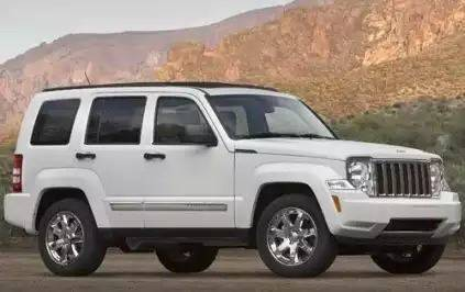 2012 Jeep Liberty for sale at American Muscle Motorsports in Sioux Falls SD